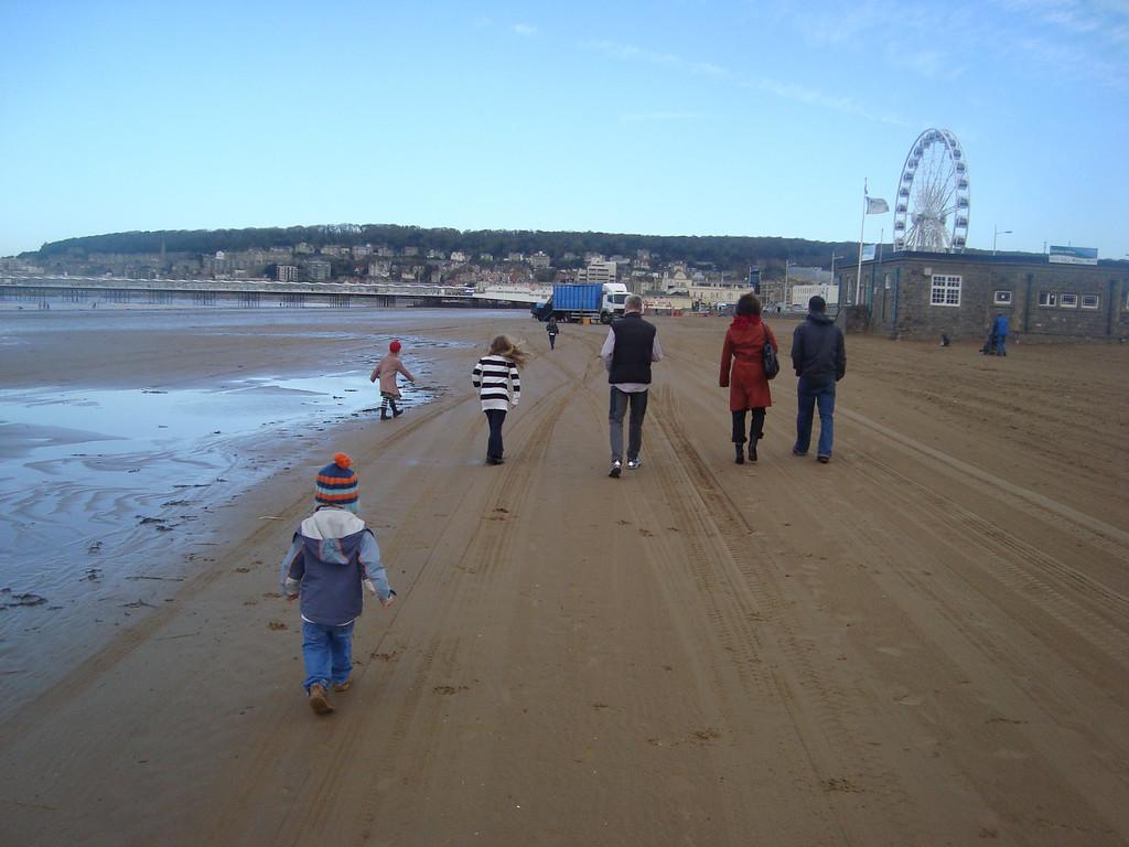 041 Enjoying the Beach
