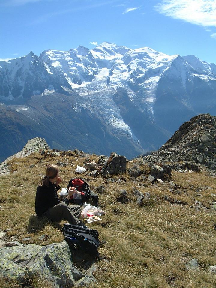 005 Mont Blanc range