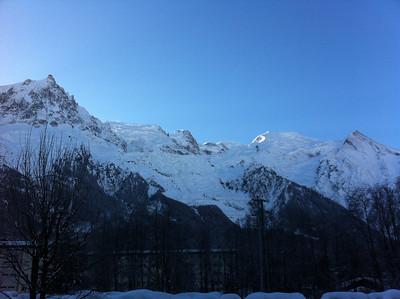 Chamonix Feb 2013