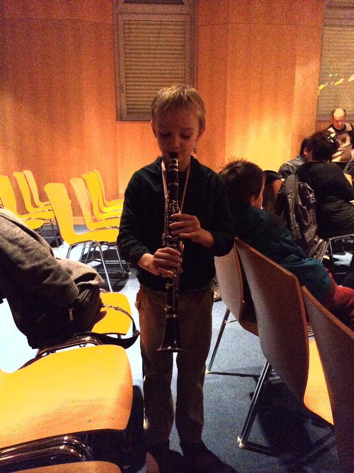 031 D Clarinet Concert