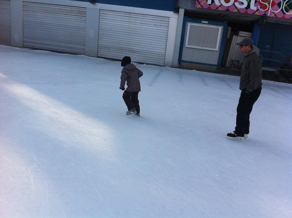 049 Saturday Morning Skating