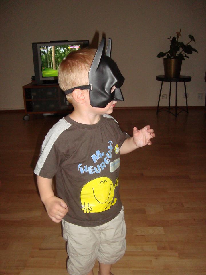 037 Baby batman
