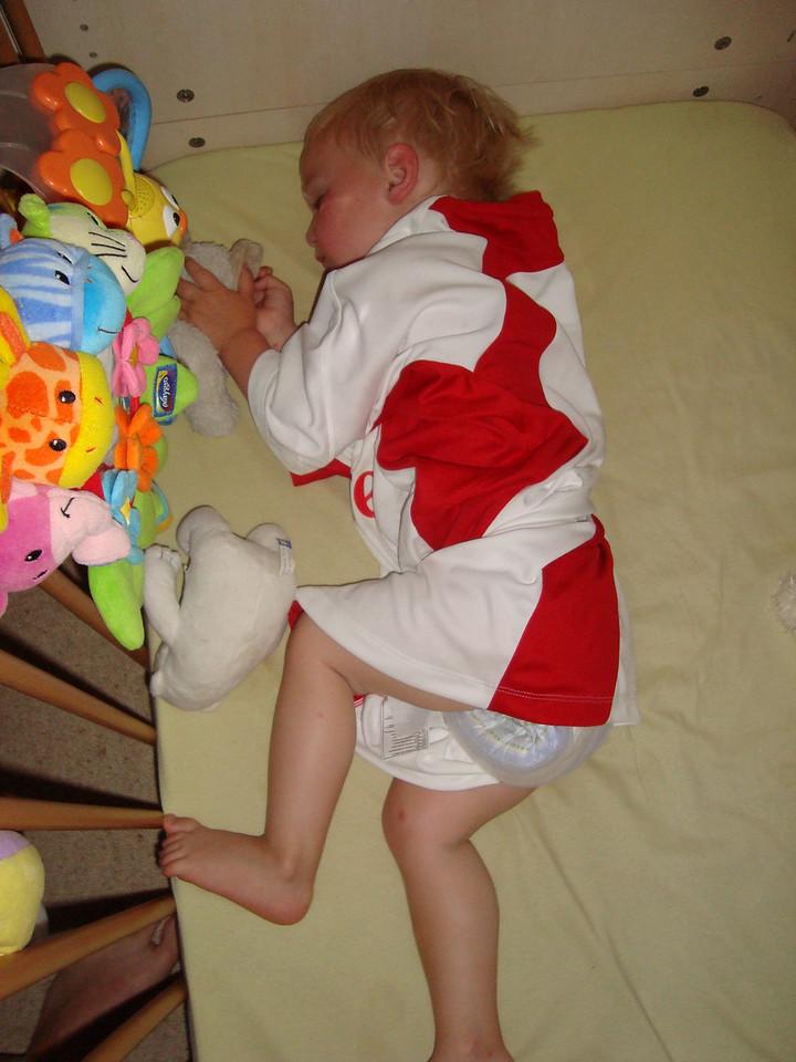 012 England Baby