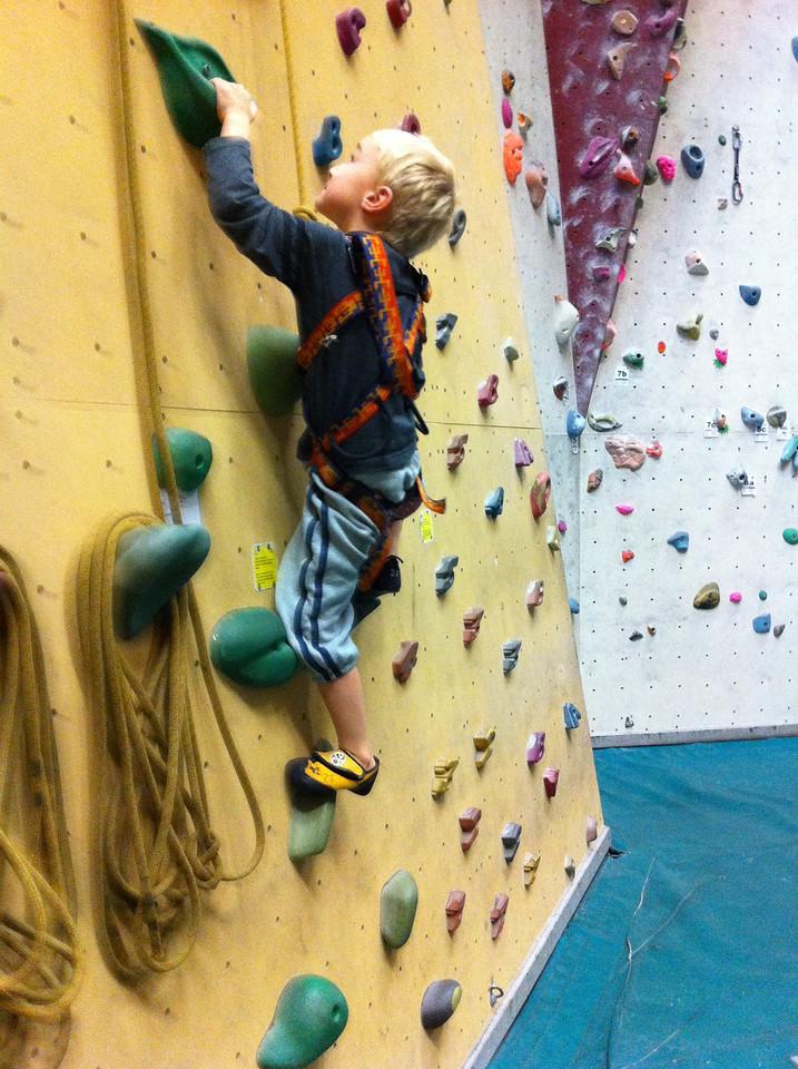 051 Climber Dan