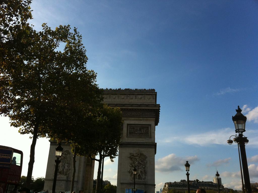 034 Arc de Triomphe