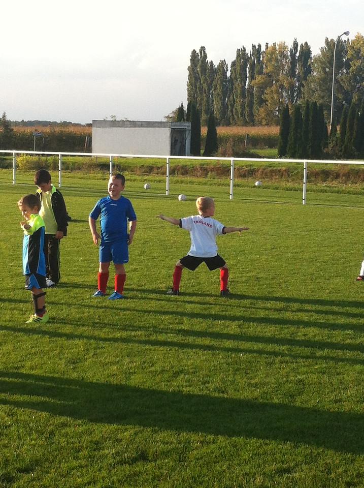005 1st Football Practice