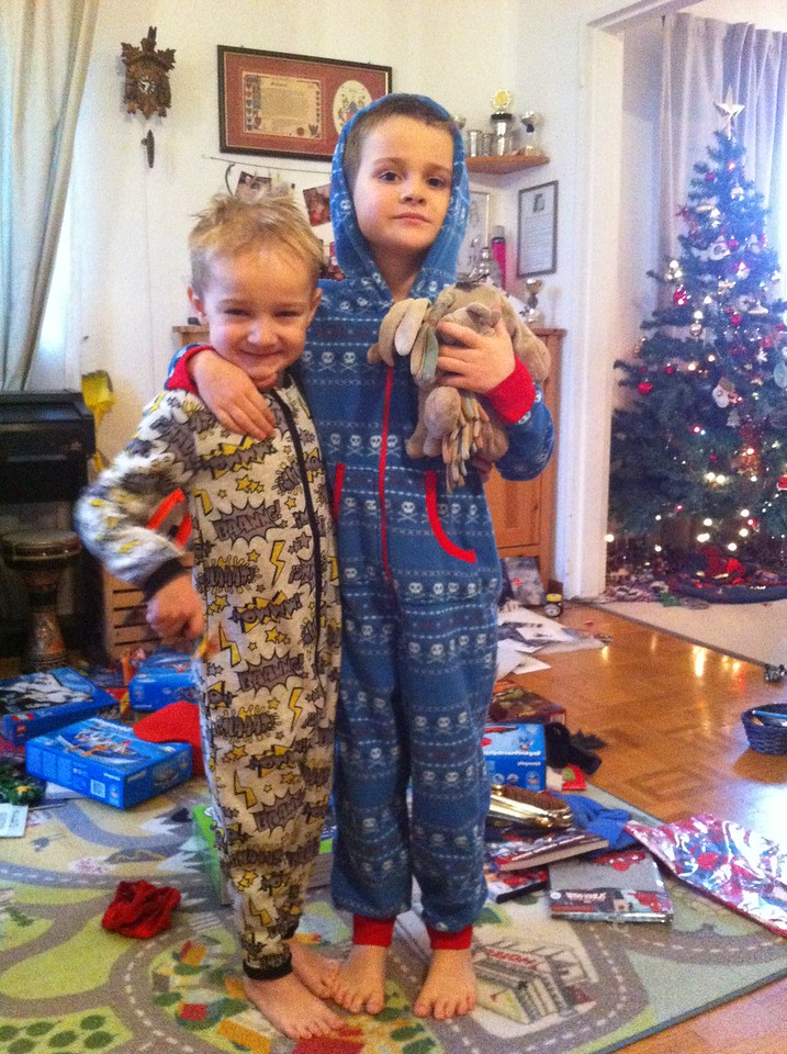 Love, love, love the new PJ's from Kate & Sue