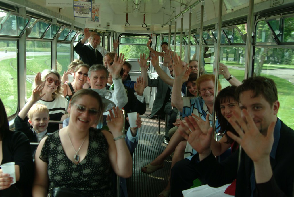 On the Tram 1